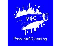 Cleaning by experienced cleaners