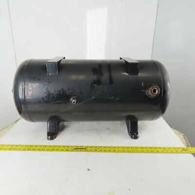 30 Gallons Horizontal Compressed Air Receiver Expansion Tank 150 Psi