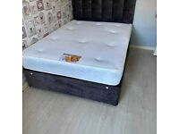 NEW SINGLE DOUBLE KING SIZE BEDS 7 MATTRESSES IN STOCK🎟