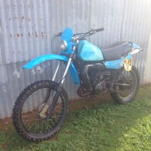 1979 IT 250 2 stroke Yamaha Sheffield Kentish Area Preview
