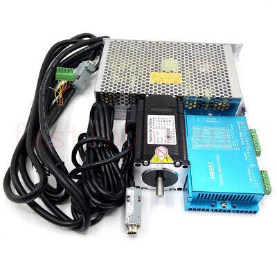 Nema23 Closed-loop Stepper Motor 2.2nm Hybrid Servo Driver Kit 36v Power Supply