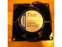 NEW SF23080AT2082HS Fan: AC; SUNON SF23080AT2082HSL.GN; 230VAC; 28.9(±5%)m3/h NEW