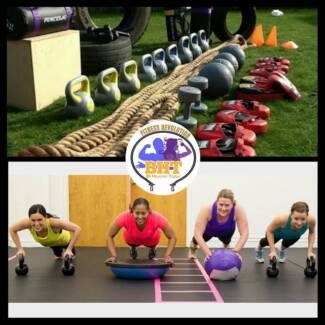 Beginners Fitness class & Preconditioning training by BHT Fitness Claremont Meadows Penrith Area Preview