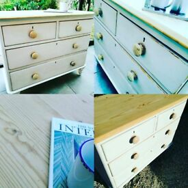 FURNITURE CHEST OF DRAWS