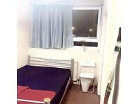 double room / 47 carlton vale / close station