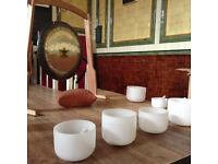 Full Moon Gong, Quartz Crystal Bowls and Sound Journey Meditation Event