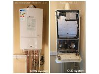 Gas, Plumber, New boiler, Service & Repair, New Toilet, shower Install, Flush Repair, Emergency Leak