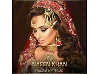 Bridal Makeup | Hair | Henna Artist TRAINED BY NAEEM KHAN & IMRAN ALI