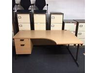 38x office desks
