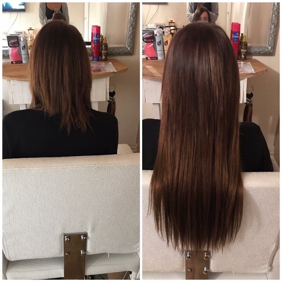 Hair Extensions Kent Based Mobile Or Based In Canterbury In