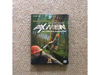 Axmen: The Complete Season 1 DVD Set