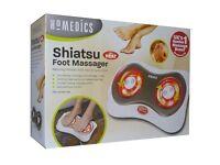 Homedics Shiatsu foot massager.