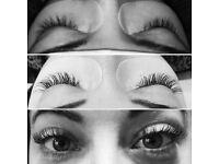 Mink Eyelash Extensions - March Special Offer!