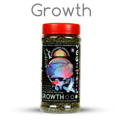 Southern Delight GROWTH Exotic Fish Food  3.5mm Pellet