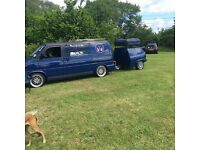 Vw polo trailer , camping trailer , vw transporter