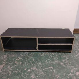 Black TV Unit - used but in good condition