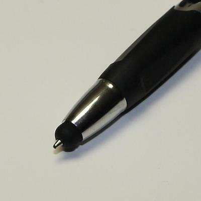 3in1 Touch Screen Stylus Ballpoint Pen LED Flashlight iPad Smartphone Tablet PC