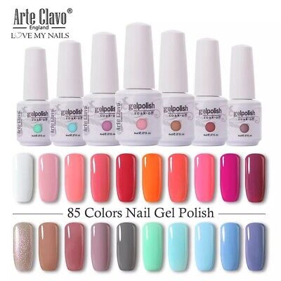 Best Seller Nail Polish Nail Gel Soak LED (see the description for the