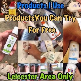 FREE PRODUCT TRIALS LEICESTER (ONLY