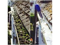 Gutter cleaning from £10
