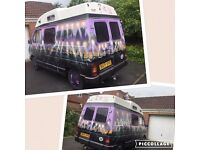 Renault traffic campervan 1.6 great condition for its age all upgraded parts.