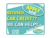 Can't get finance? Bad credit, Unemployed? We can help!
