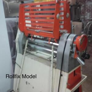 Rollfix Dough Sheeter - for sheeting pie, pastry, or puff dough