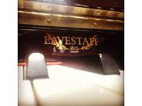 Eavestaff Contemporary Studio Upright Piano THE PIANO PAVILION