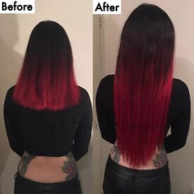 Looking for hair extensions for Christmas? Best price and perfectionism guaranteed!