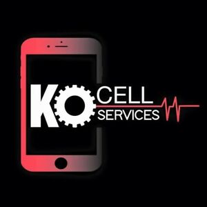 30 Minute iPhone Screen Repair @ KO Cell Services Smithville