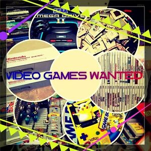 WANTED: games and consoles Mount Hutton Lake Macquarie Area Preview