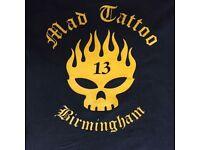 Tattooist wanted.. tattoos ink tattooer