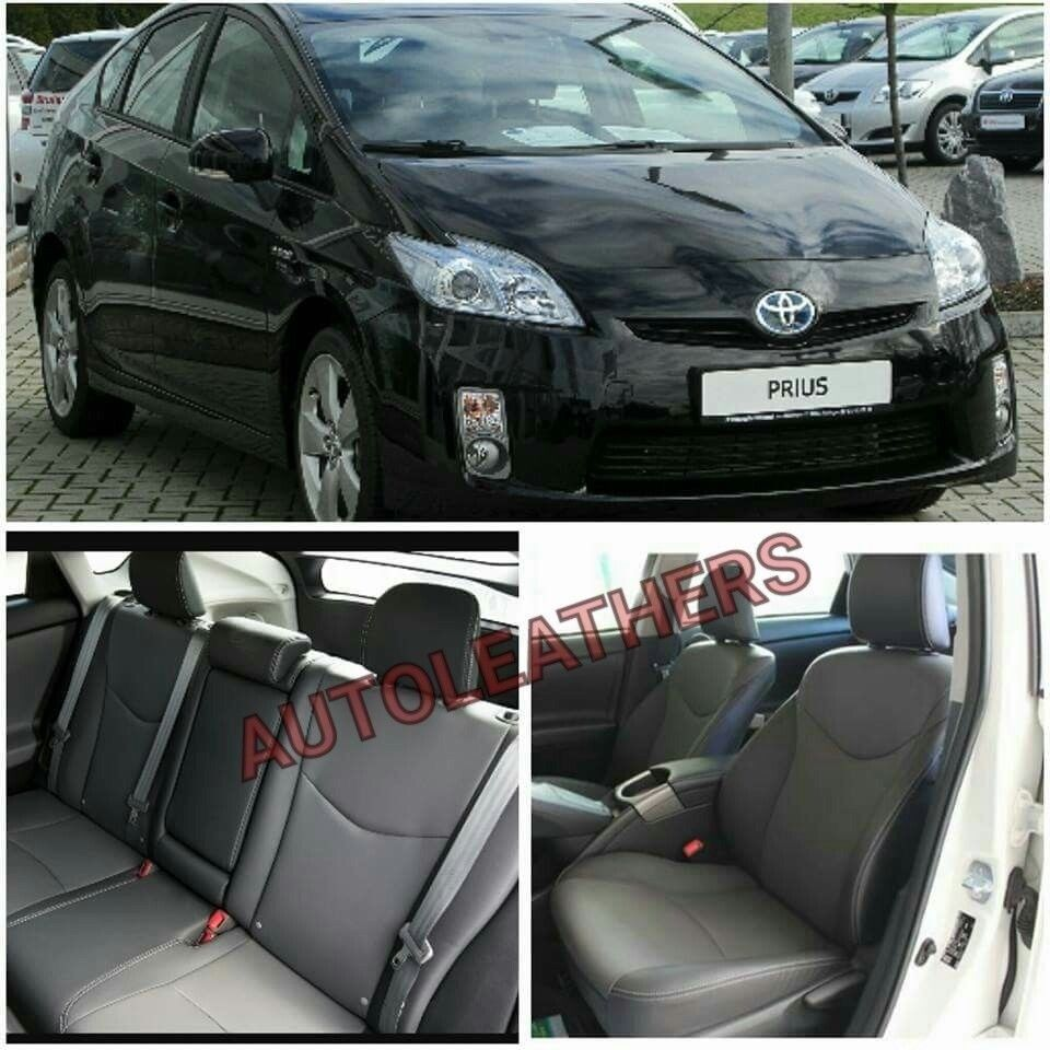 MINICAB LEATHER CAR SEAT COVERS For Toyota Prius Auris Plus VW Sharan Galaxy