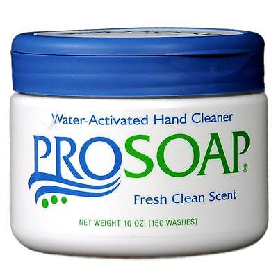 10oz Flip Top ProSoap Hand Cleaner Industrial Mechanic Automotive Soap with Grit (Grit Hand Cleaner)