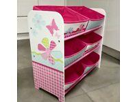 Hello Home Toy Storage unit