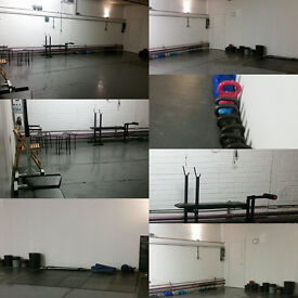 Private Fitness Studio To Rent In Gateshead