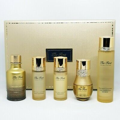 O HUI The First Geniture Cell Boosting Ampoule Anti-Aging Special Set K-Beauty