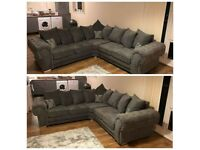 AMAZING SALE OFFER 30% OFF ON BRAND NEW VERONA CORNER & 3+2 COUCH AVAILABLE IN STOCK...