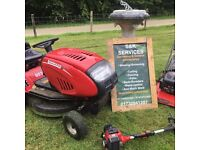 S & K Garden Services. gardener/handyman.