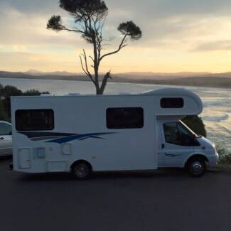 Motorhome 6 Berth QUICK SALE NEEDED