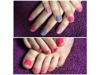 CND Shellac Manicure/Pedicure Summer Offer!