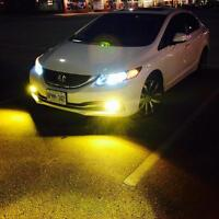 HID KITS HEADLIGHTS & FOG LIGHTS INSTALLATION AVAILABLE!
