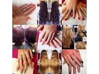 Mobile hairdresser and nail tech