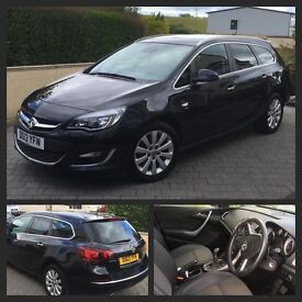 Vauxhall Astra Estate 2 Litre CDTI SE.. Stop/Start