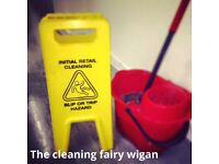 High quality cleaning services in Wigan for your home and business