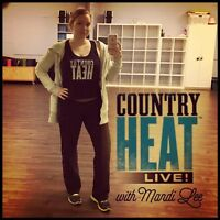 Country Heat LIVE Certified Instructor Available for Hire!