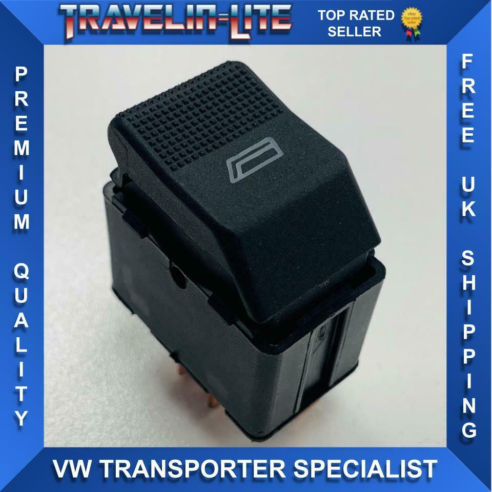 Car Parts - T4 T5 Transporter Electric Window Switch Brand New
