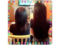 HAIR EXTENSIONS @ KELLY'S BEAUTY BOX