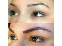 Free eyebrows Microblading for models(semi-permanent make up tatoo), save you £300