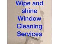 Wipe and shine window cleaning services Kendal and surrounding areas